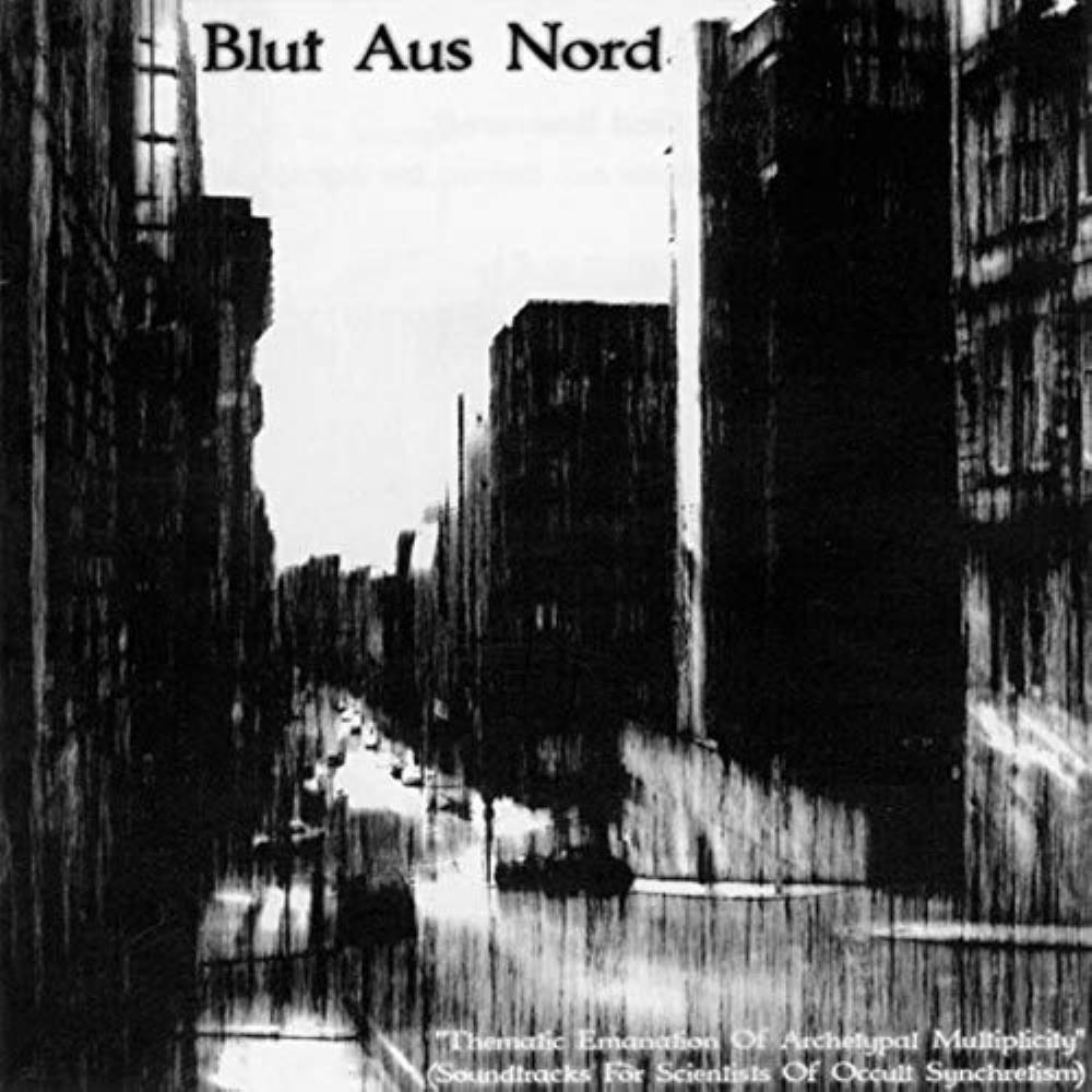 Thematic Emanation Of Archetypal Multiplicity by BLUT AUS NORD album cover