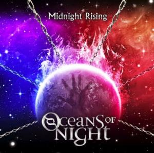 Midnight Rising by OCEANS OF NIGHT album cover