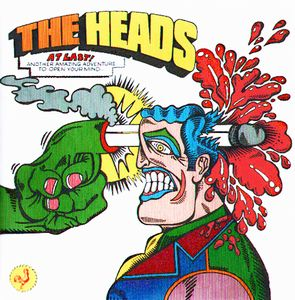 The Heads At Last album cover