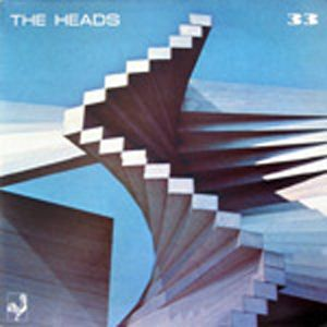 The Heads 33 album cover