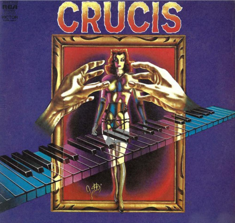 Crucis Crucis album cover