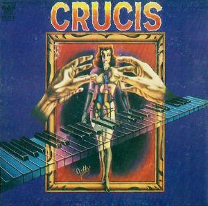 Crucis - Crucis CD (album) cover