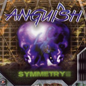 Anguish Symmetry album cover