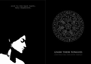 Gnaw Their Tongues Constructing Enochian Temples / Mary Magdalene album cover