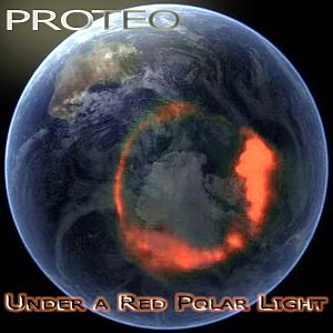 Under A Polar Red Light by PROTEO album cover