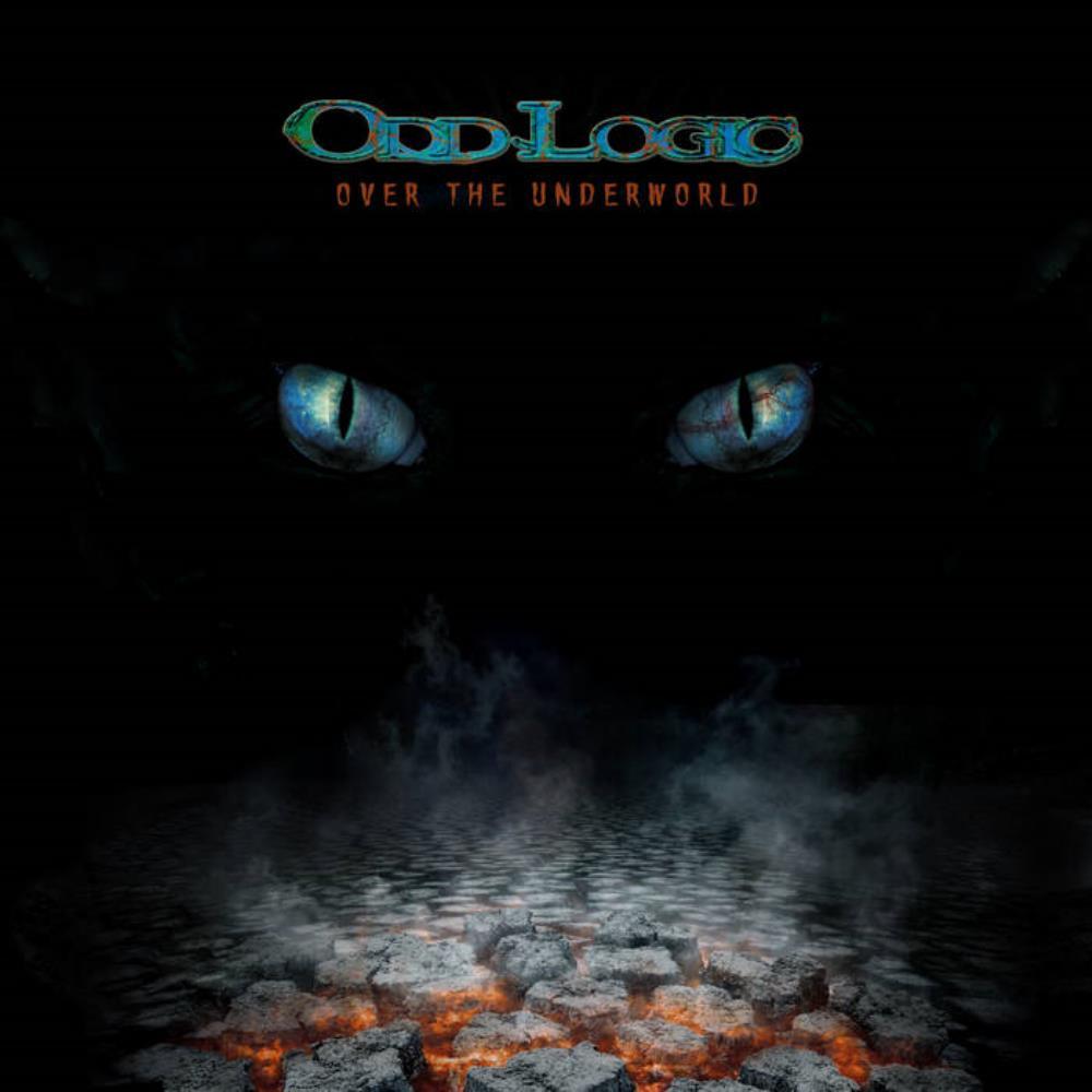 Over The Underworld by ODD LOGIC album cover