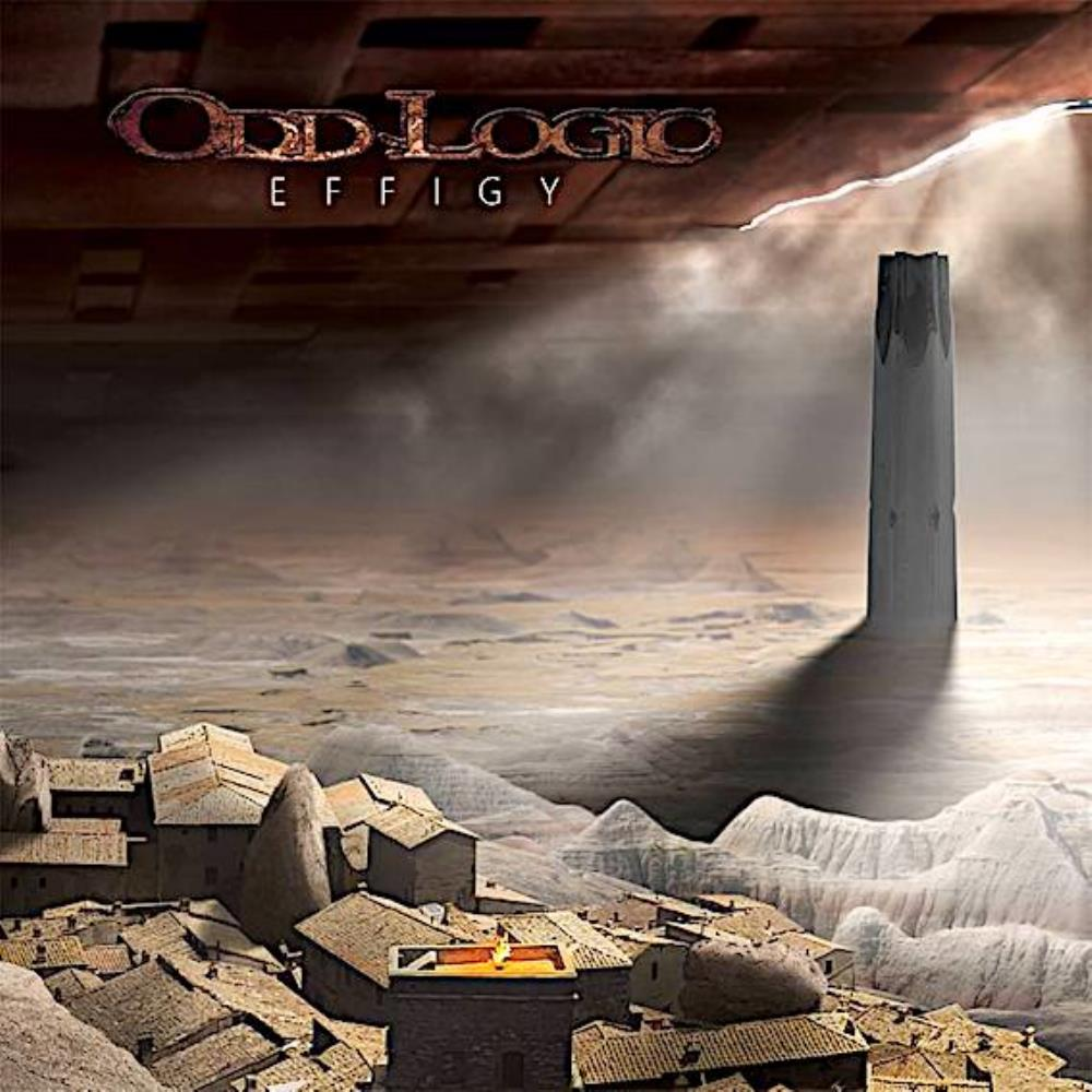 Effigy by ODD LOGIC album cover