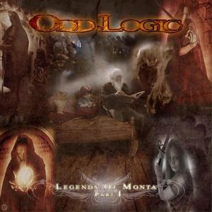 Odd Logic Legends of Monta: Part I album cover