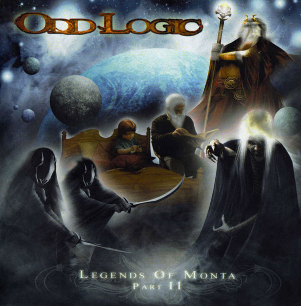 Legends of Monta: Part II by ODD LOGIC album cover