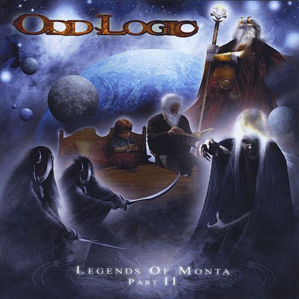 Legends Of Monta - Part II by ODD LOGIC album cover