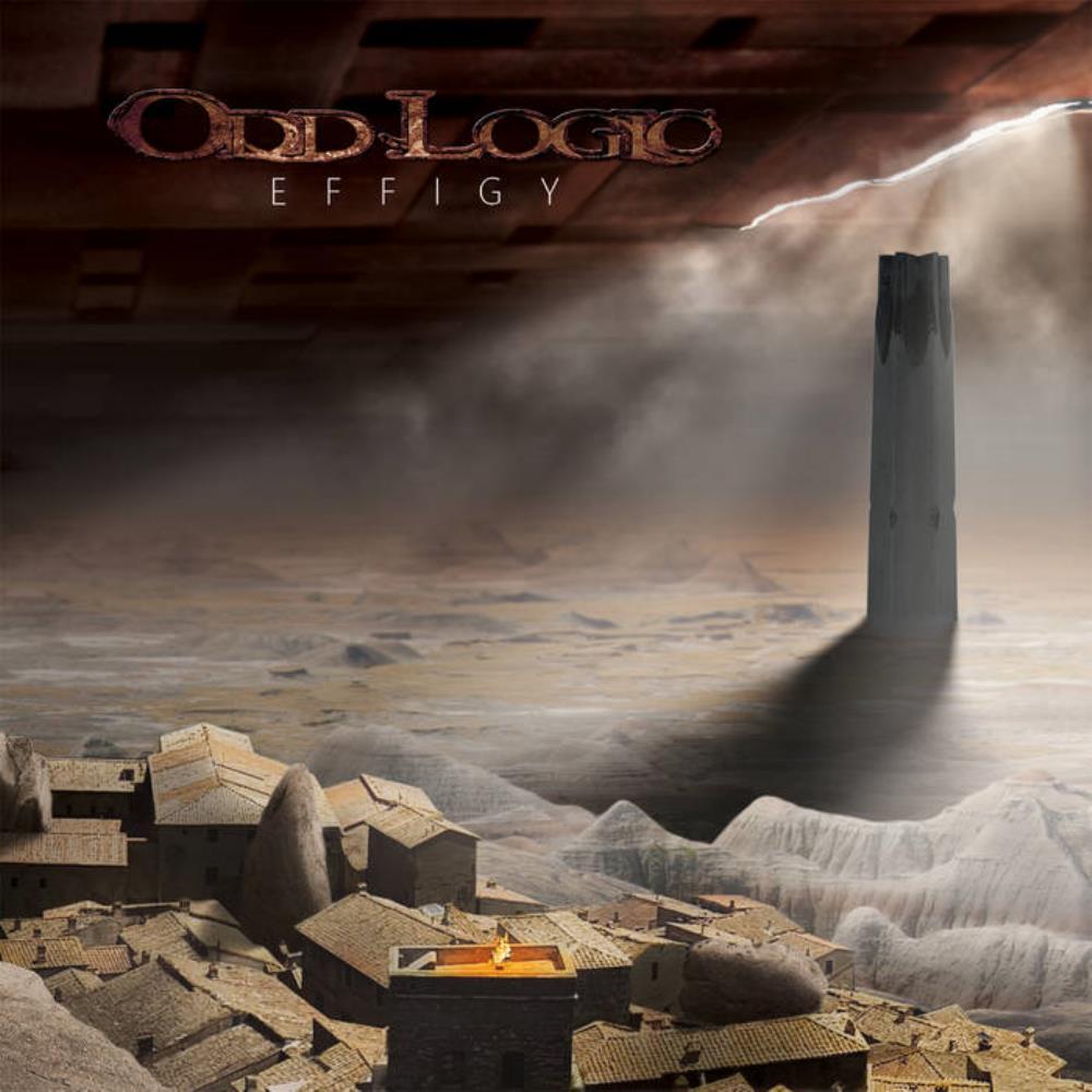 Effigy by ODD LOGIC album cover