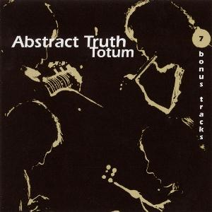 Abstract Truth - Totum CD (album) cover
