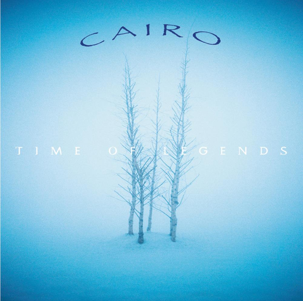 Cairo - Time Of Legends CD (album) cover