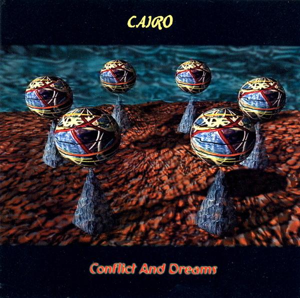 Cairo - Conflict And Dreams CD (album) cover