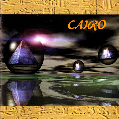 Cairo - Cairo CD (album) cover