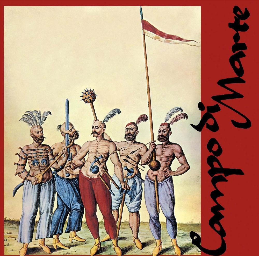 Campo Di Marte by CAMPO DI MARTE album cover