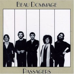 Beau Dommage - Passagers CD (album) cover