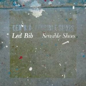 Led Bib - Sensible Shoes CD (album) cover