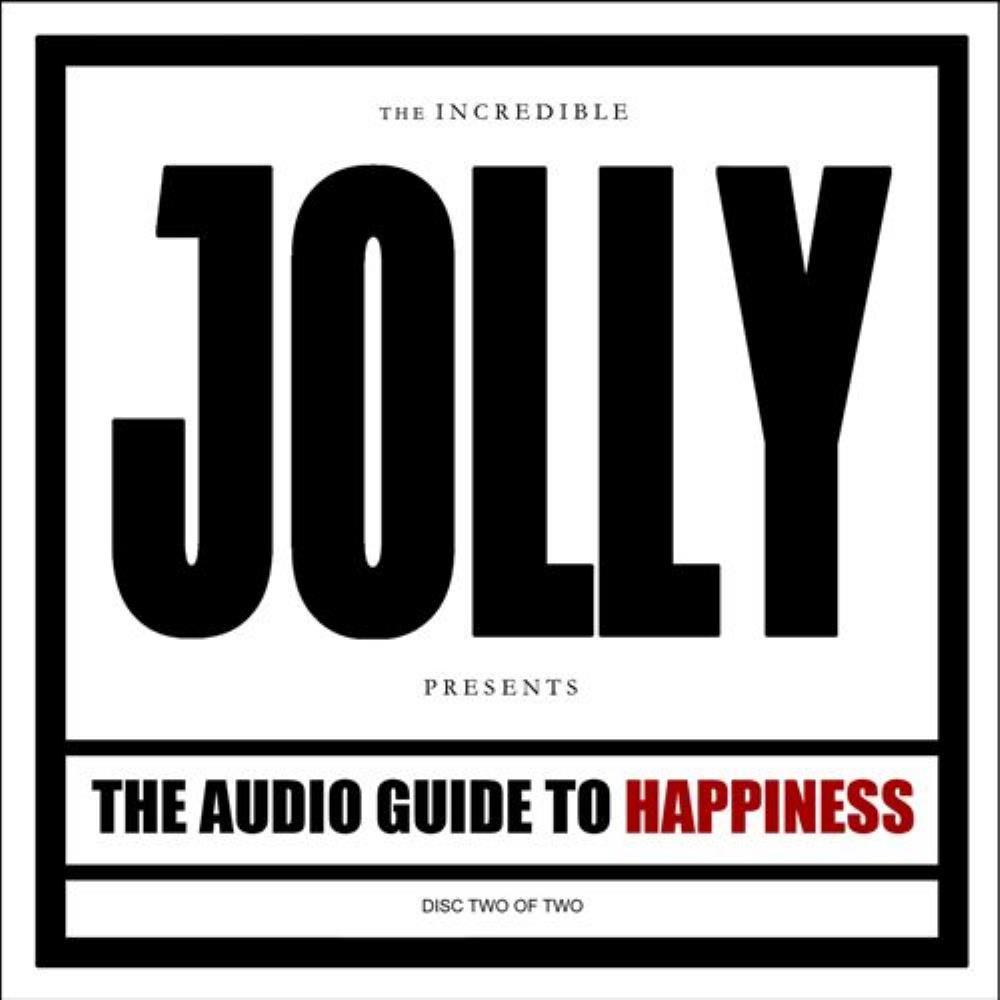 Jolly - The Audio Guide To Happiness - Part 2 CD (album) cover