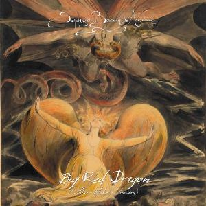Sophya Baccini Big Red Dragon (William Blake's Visions) album cover