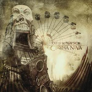 Out Of The Freakshow by CIRRHA NIVA album cover