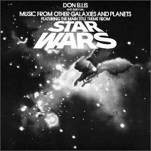 Don Ellis Music from other galaxies and planets album cover
