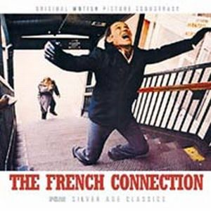 Don Ellis The French Connection / French Connection II Soundtracks album cover
