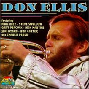 Don Ellis Don Ellis album cover