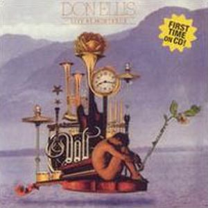 Don Ellis - Live at Montreux CD (album) cover