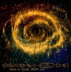 Take a look: 2010 A.D. by AGNOST DEI album cover