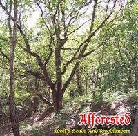 Afforested - Wolf's Heads And Woodlanders CD (album) cover
