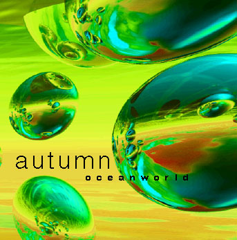 Autumn Oceanworld album cover