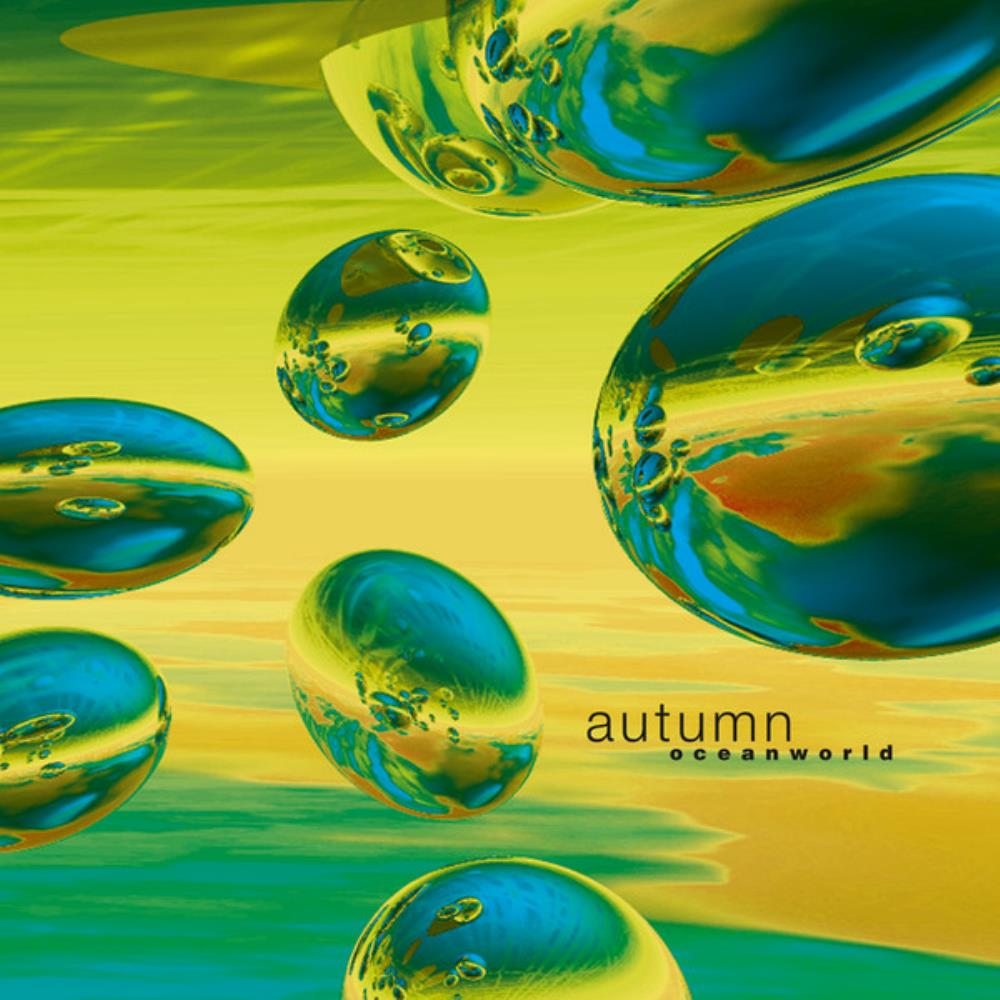 Autumn - Oceanworld CD (album) cover