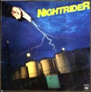 Nightrider by NIGHTRIDER album cover