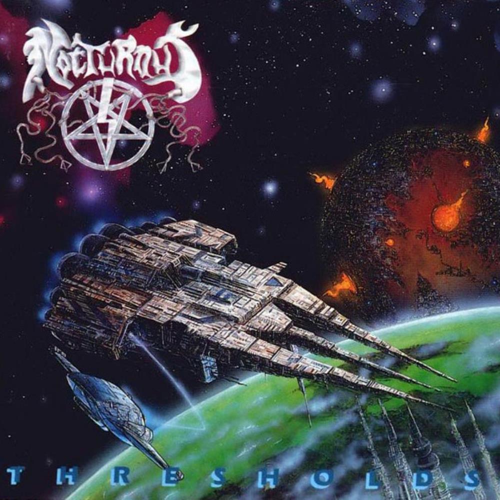 Thresholds by NOCTURNUS album cover