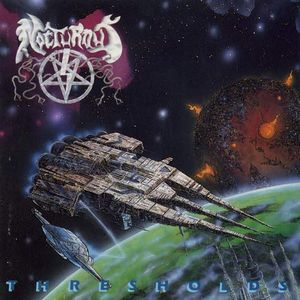 Thresholds by NOCTURNUS album cover