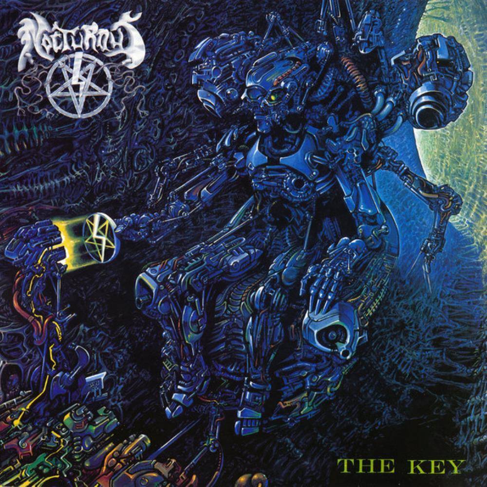 The Key by NOCTURNUS album cover