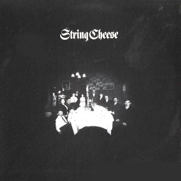 String Cheese by STRING CHEESE album cover