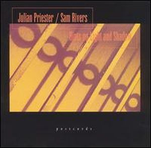 Julian Priester Hints on Light and Shadow ( with Sam Rivers) album cover