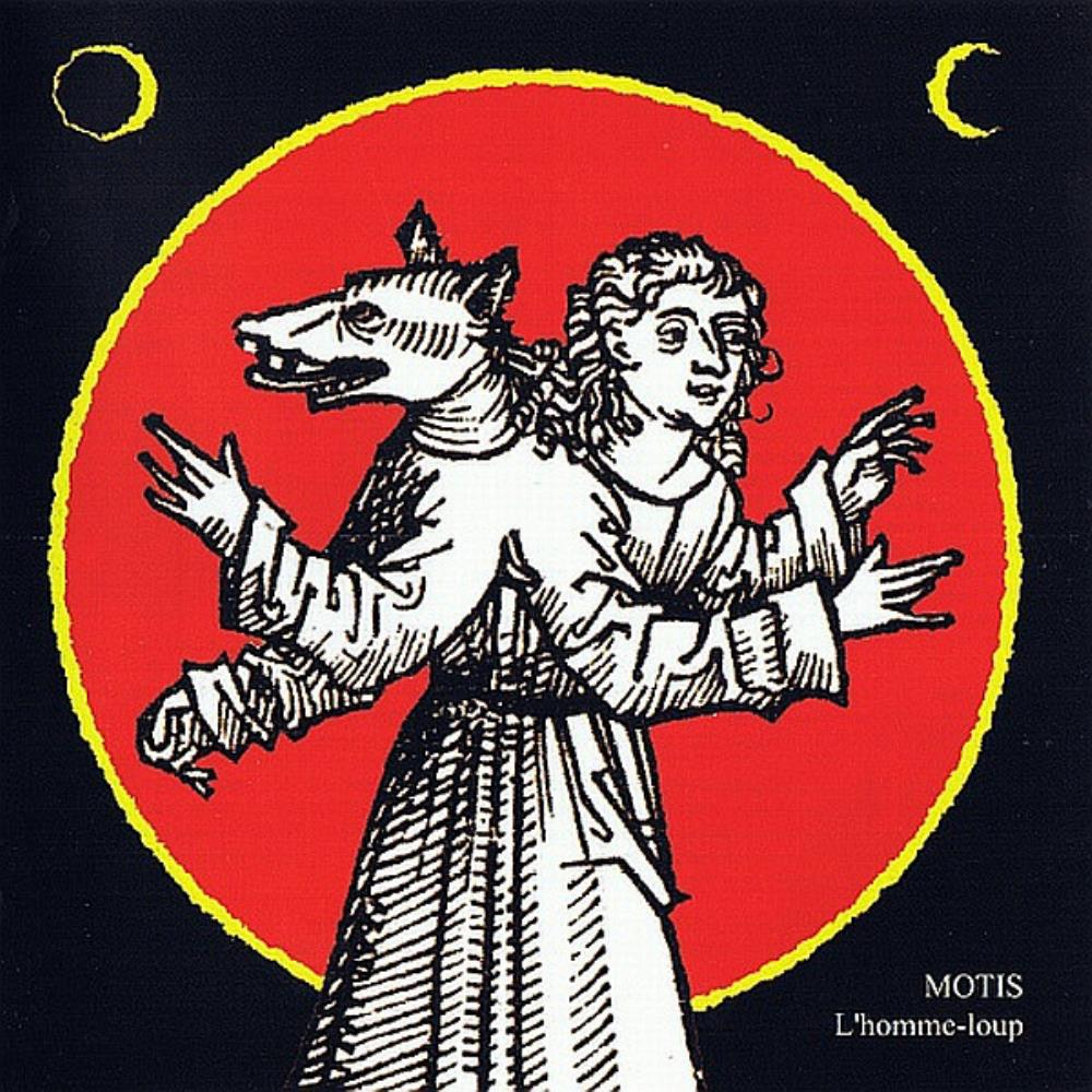 L'Homme-Loup by MOTIS album cover