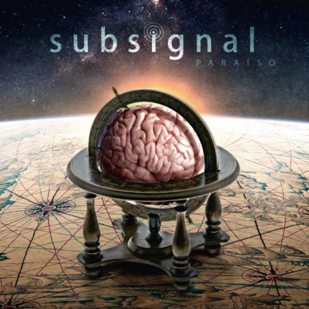 Paraíso by SUBSIGNAL album cover
