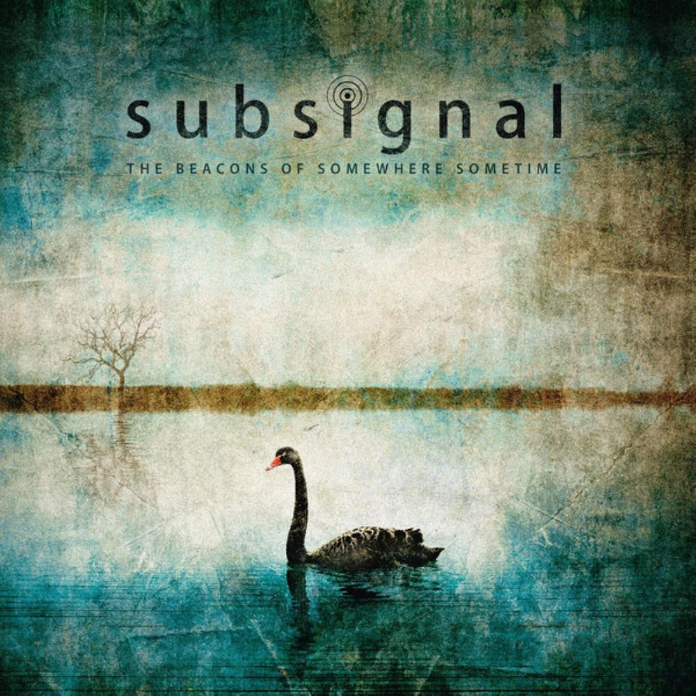 Subsignal The Beacons Of Somewhere Sometime album cover