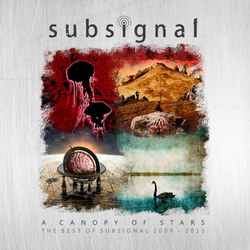 Subsignal A Canopy of Stars - The Best of Subsignal 2009-2015 album cover