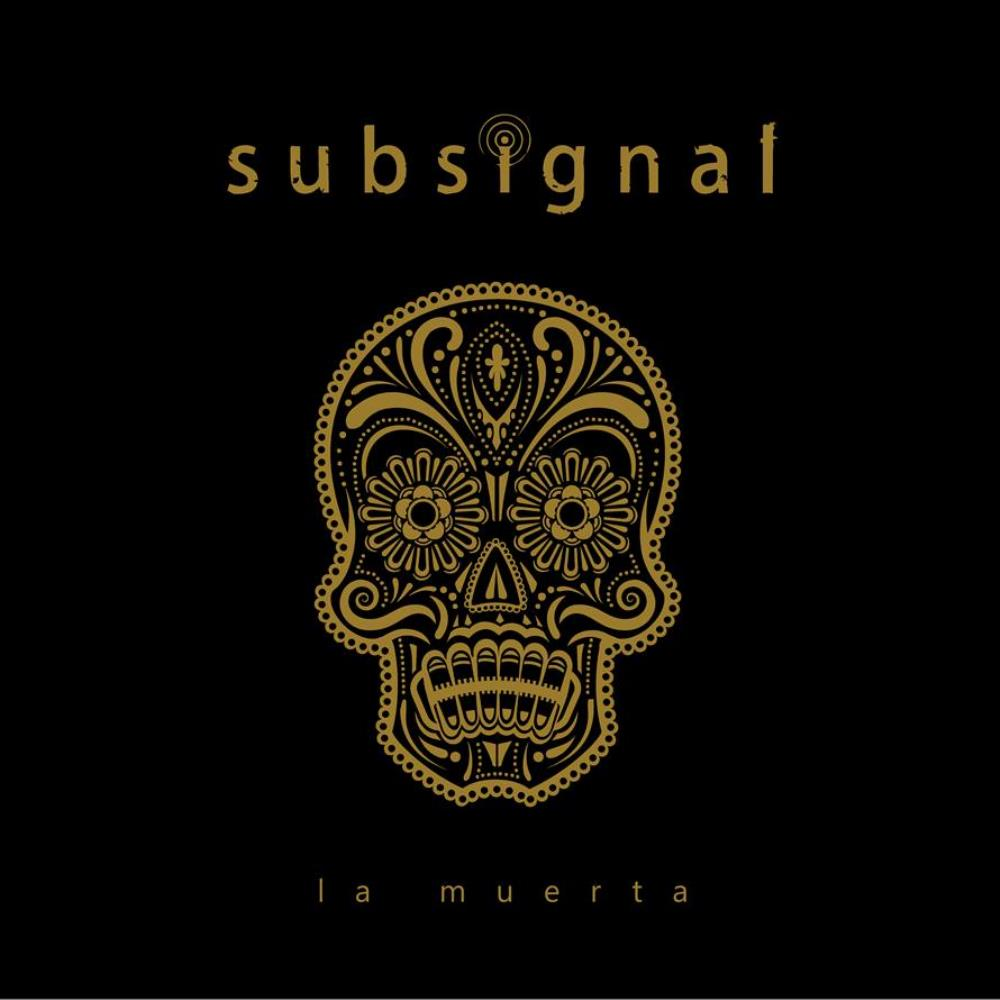La Muerta by Subsignal album rcover