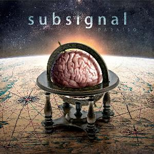 Subsignal - Paraíso CD (album) cover