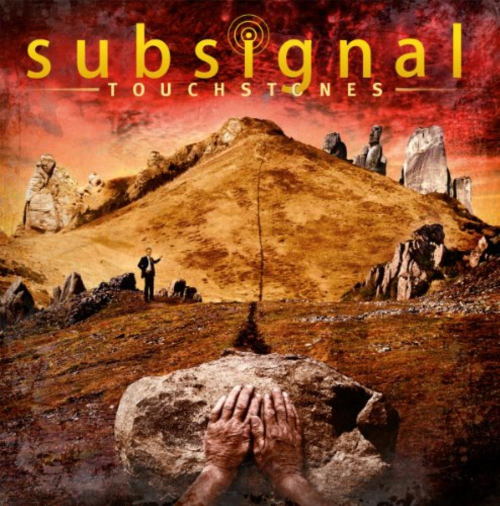 Touchstones by SUBSIGNAL album cover