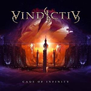 Vindictiv Cage Of Infinity album cover