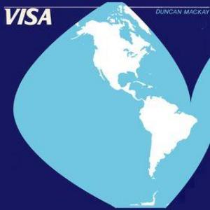 Visa by MACKAY, DUNCAN album cover