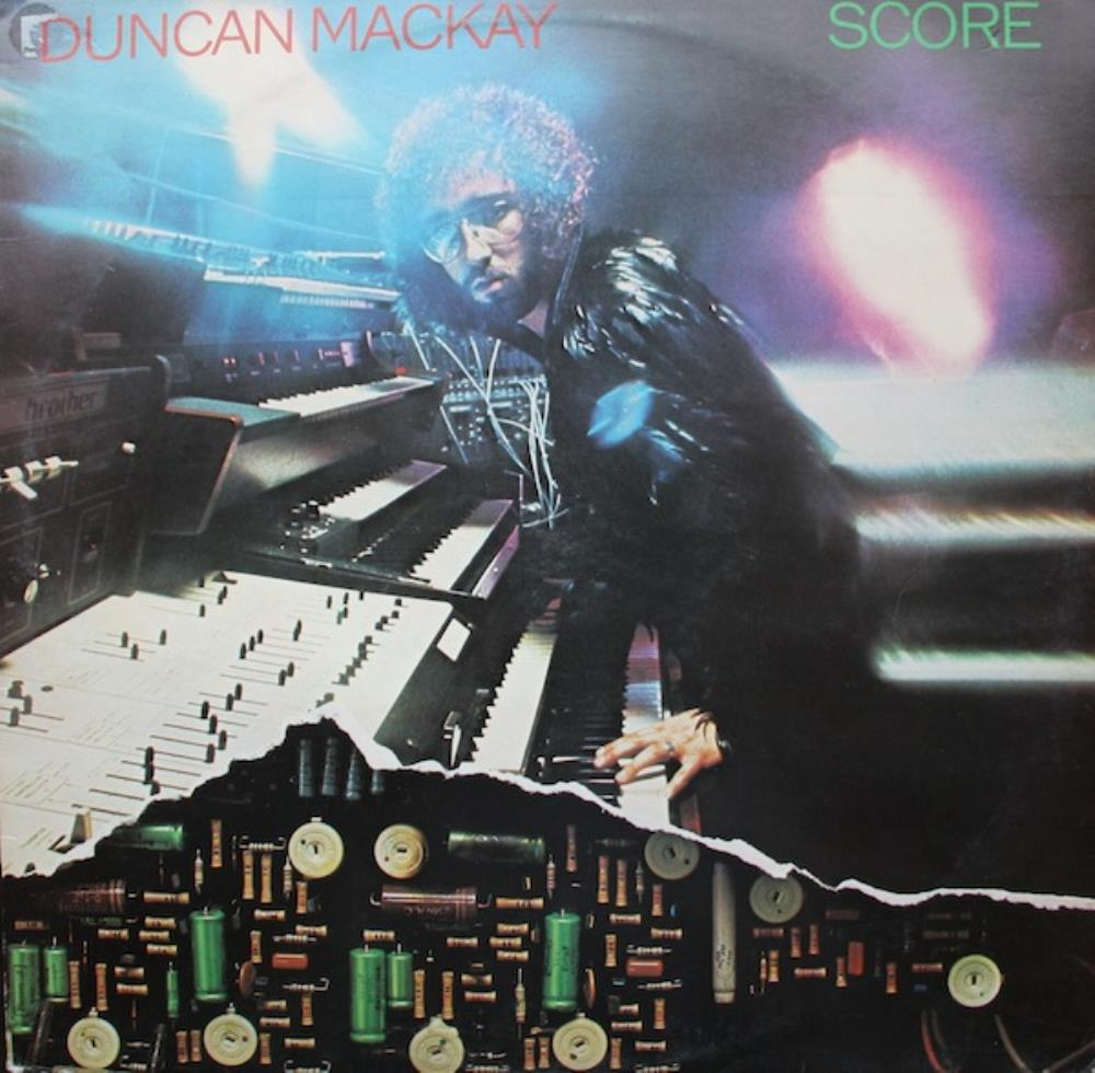 Score by MACKAY, DUNCAN album cover