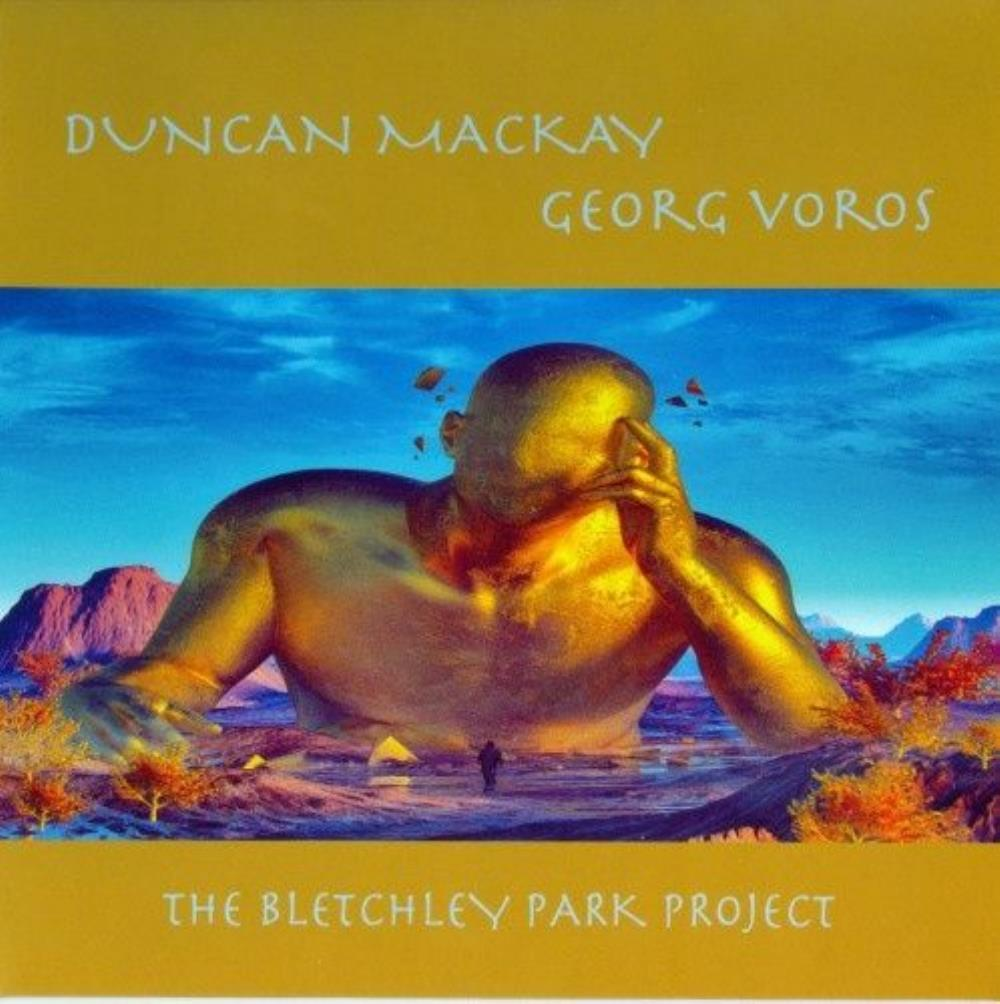 The Bletchley Park Project (with Georg Voros) by MACKAY, DUNCAN album cover